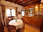Dining area - kitchen