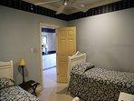 Sixth bedroom upstairs