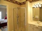 Master bedroom 2 bathroom - shower