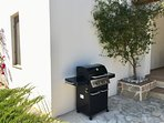Your private gas-BBQ