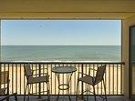 Sandpiper Dunes * Direct oceanfront * 2 large BR's 2 full Baths master BR ocean front too