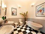 Bathroom Double