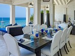 Smugglers Cove 7 - The Penthouse  - Beach Front - Located in  Exquisite Saint Ja