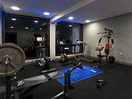 Property gym