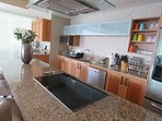 Awesome fully equipped kitchen!