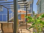 Plan your trip to this charming Galveston home today!