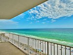 Majestic Sun 1004B - Private Gulf Front View Balcony