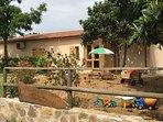 SALA POLIFUNZIONALEin cui si svolgono campi estivi dedicati ai bambini