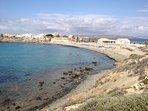 Isla Tabarca (30 min./30 min. car/boat)