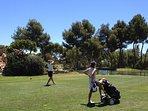 Golf Villamartin, 20 min.