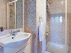 Shower room located on ground floor