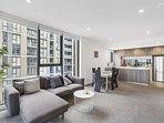 Brand new apartment with panoramic views