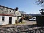 Take a drive to Glen Urquhart Castle on Loch Ness