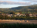 Hay-on-Wye is the nearest town