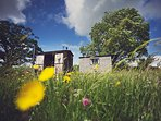Set within an ancient private hay meadow