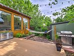 Explore beautiful Denver from this 2-bedroom, 1-bathroom vacation rental house.