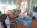 Coastal cottage with comfy seating and pull out couch - 46 Little Beach Road Chatham Cape Cod New England Vacation...