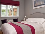 Beautiful double bedroom situated on the ground floor