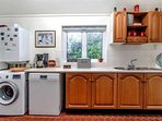 Outer kitchen/utility