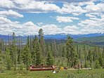 Views include Lake Granby, Rocky Mountain National Park, & the Byers Peak Wilderness
