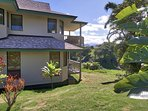 You'll love this home's location - just minutes from Hanalei Bay!