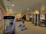 Another shot of the fitness room