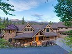 Views are incredible from this Breckenridge home.