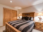 Another view of this queen bedroom