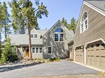 This beautiful home is located only about 600 yards from the lifts, and 2 minutes from the base of Peak 8. Take your...