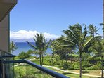 With these ocean views, hanging out on the lanai is almost as good as hanging out on the beach.