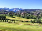 Telluride Golf Course is pictured here.