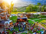 Mountain Village is constantly hopping with festivals and summer concerts - right outside your door!