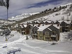 The Terraces is the perfect spot for your ski vacation - could you be in a more convenient location?