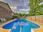 Experience the best of the South at this Columbus vacation rental house!
