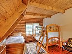 Kids in your travel group will enjoy these bunk beds
