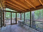 You'll love the peaceful atmosphere of this property.