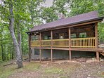 This lovely home is secluded, yet near tons of great attractions.