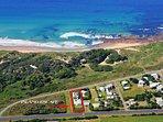 Aerial View - so close to beach
