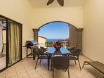Private terrace, BBQ, Ocean Views