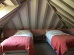 Bedroom 3 in the eaves