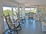 Ocean side Porch