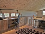 Office loft space