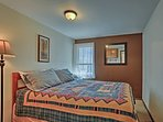 All 3 bedrooms are equally as comfortable with queen beds.