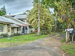 You'll be just minutes from breathtaking beaches and downtown Hilo.