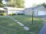 Cozy cottage in Bargersville on 1 acre in the Center Grove area. 14 miles south of Indianapolis.