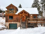 Welcome to your Breck vacation home.