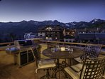 Be warned - your jaw will drop when you step onto one of the three balconies at the Granita Penthouse and see the views.