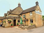 The well regarded local pub