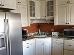Granite Countertops stainless appliances.