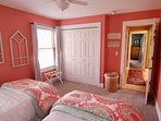 Picket fence room